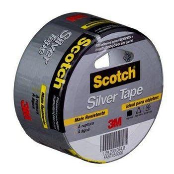 Fita Scotch Silver Tape 45mm x 5m - 3M - H0002317842 - Unitário