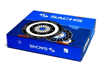 Kit de Embreagem OPALA 1981 - SACHS - 6117 - Kit