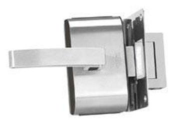 Fechadura PV90 1F-L Inox com Puxador - HDL - 90.01.03.086 - Unitário
