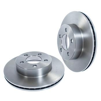 Disco de Freio Dianteiro Ventilado - Hipper Freios - HF16B - Par