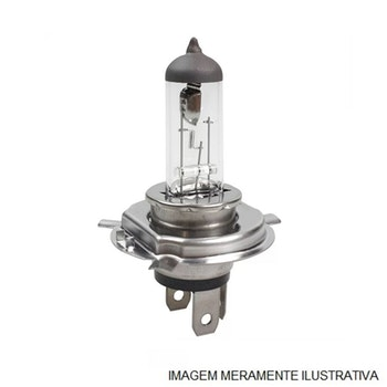 Lâmpada Automotiva HB1 - Hella - 9004 - Unitário