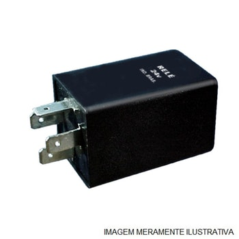 Relé Auxiliar - Original Ford - ZBC937503 - Unitário
