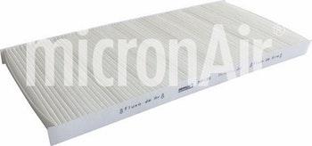 Filtro do Ar Condicionado - Freudenberg - MP135 - Unitário