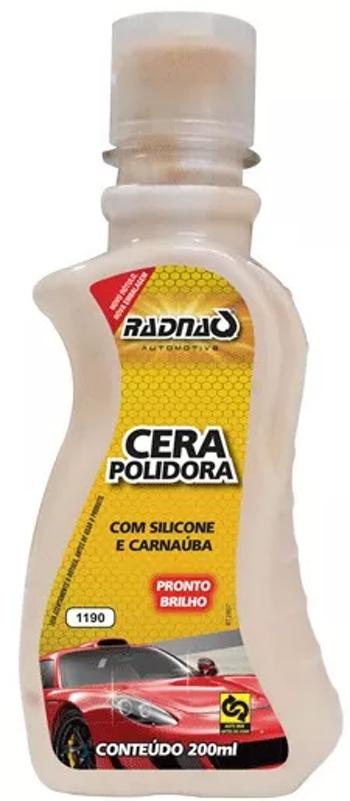 Cera Líquida - Radnaq - RQ1190 - Unitário