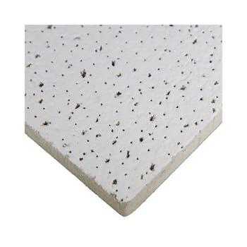 Forro Mineral Encore Lay-in Caixa com 12 Placas 13 x 625 x 1250mm 9,37m² - Armstrong - 1932 - Unitário