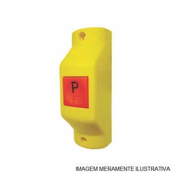 Botão de Parada para Ônibus - Mascarello - 039503 - Unitário