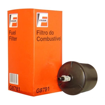 Filtro de Combustível - Fram - G8781 - Unitário