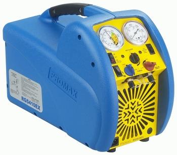 Refrigerant Recovery Machine - OTC - RG5410EX35N - Unitário