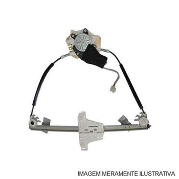 MAQUINA DE VIDRO – ELETRICA SEM MOTOR - Zinni Guell - R-1443E SM - Unitário