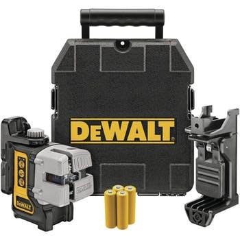 Laser de Linha Nivelador Ponto e Linha - DeWalt - DW089K-BR - Unitário