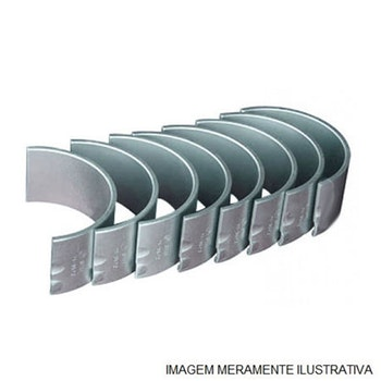 Bronzina de Mancal - Mwm - I6017 - Unitário