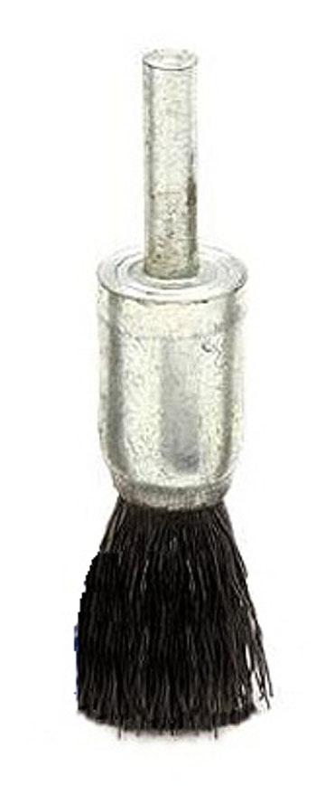 Escova Pincel 15mm Fio 0,30mm - Abrasfer - 7600 - Unitário