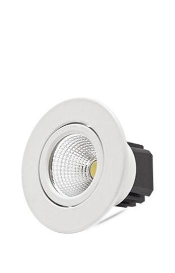 Spot LED Mini Redondo Direcionável 3W - FLC - 4090235 - Unitário
