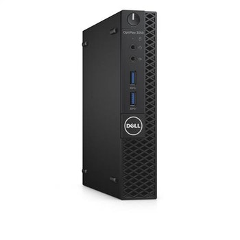 Desktop  OPT 3050M I5-7500T MICRO Windows 10 PRO 4GB 500GB 1 ONSITE - Dell - LMAS394039B - Unitário