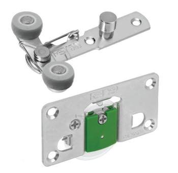 Sistema de Porta de Correr SD 623 para 1 Porta 60Kg