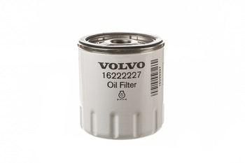 Filtro de Óleo - Volvo CE - 16222227 - Unitário