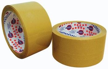 Fita Adesiva Polipropileno Marrom 50mmx50m - Eurocel - EURO PP 33 - 950 - Unitário