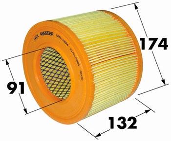 Filtro de Ar - WIX - W48895BR - Unitário