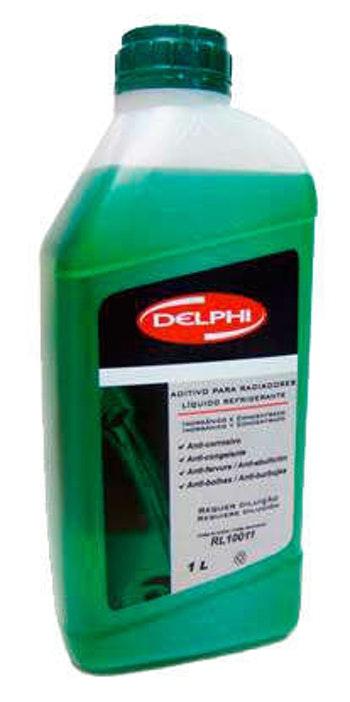 Aditivo de Radiador Concentrado - Delphi - RL10011 - Unitário