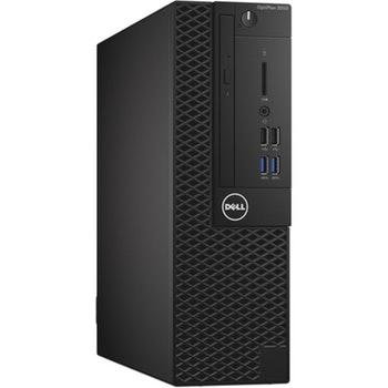 Desktop  OPT 3050 SFF I3-7100 Windows 10 PRO 4GB 500GB DVDRW 1 ONSITE - Dell - LMAS370930B - Unitário