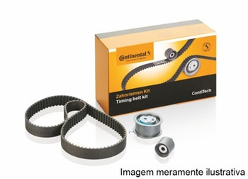 Kit de Correia Dentada - Contitech - CT605k1 - Unitário
