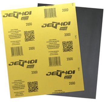 Folha de lixa água T401 grão 2000 - Norton - 66254408470 - Unitário