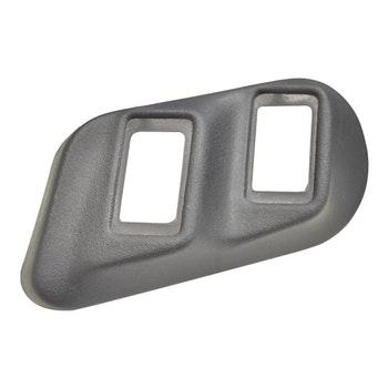 Moldura do Interruptor do Vidro Porta Dianteira - Universal - 90216 - Unitário