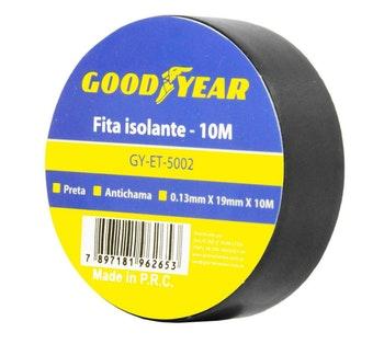 Fita Isolante em PVC - Goodyear - GY-ET-5002 - Unitário