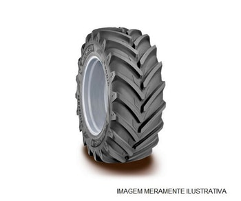 Pneu Agrícola Aro 18 340/80-18 POWER CL - Michelin - 610873_101 - Unitário