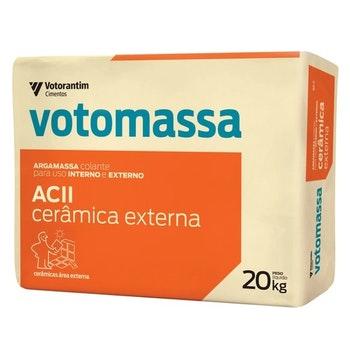 Argamassa Cerâmica Interna e Externa Votomassa AC-II 20Kg - Votorantim - 6054228 - Unitário