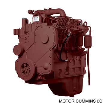 Isolador de Vibrações do Tubo de Combustível - Cummins - 3917747 - Unitário