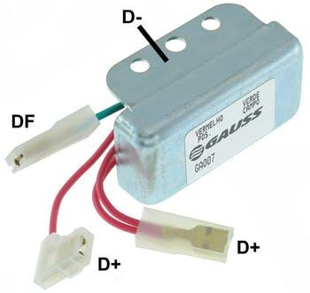 Regulador de Tensão - Gauss - GA007 - Unitário