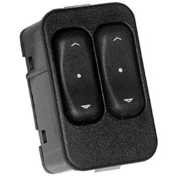 Tecla Acionadora do Vidro Porta Dianteira - Universal - 90177 - Unitário
