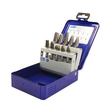 Kit Limas Rotativas com 10 peças - Norton - 69957384448 - Unitário