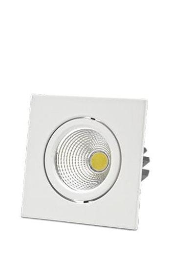 Spot LED Mini Quadrado Direcionável 3W - FLC - 4090051 - Unitário