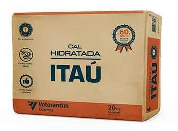 Cal Hidratada Itaú CH III 20kg - Votorantim - 6054257 - Unitário
