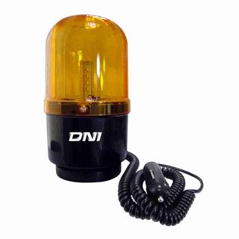 Sinalizador Visual Âmbar com 24 LEDs - DNI 4109 - DNI - DNI 4109 - Unitário