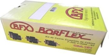 Kit de Coxins da Cabine - BORFLEX - 131 - Kit