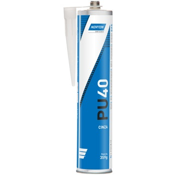 PU 40 Cinza 420g - Norton - 69957321410 - Unitário