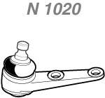 Pivô - Nakata - N 1020 - Unitário