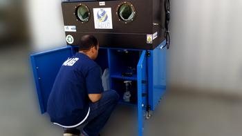 Lavadora de Peças - MAG Lavadoras Industriais - WM-55 AD - Unitário