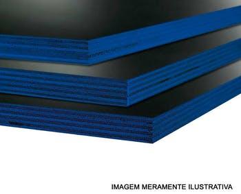 Chapa de Madeirite Plastificado com Resina Fenólica 1100 x 2200 x 12mm - Distribuidor Regional - CMP112212MM - Unitário