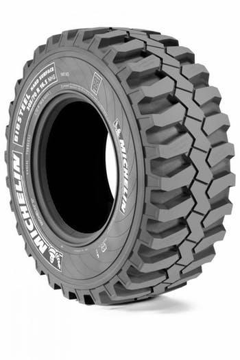 Pneu 260/70 R16.5 129A8/129B IND TL BIBSTEEL HARD SURFACE - Michelin - 275538_101 - Unitário