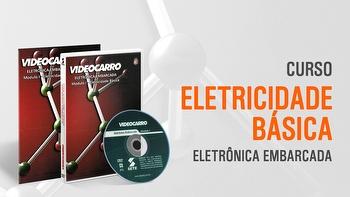 Curso - Eletrônica Embarcada - Eletricidade Básica - Módulo 1 - VIDEOCARRO - 11.10.01.186 - Unitário