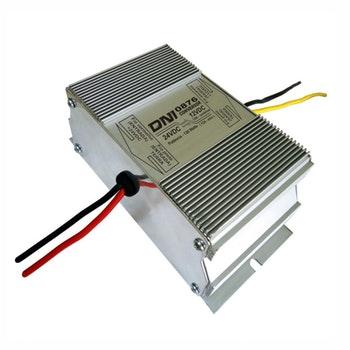 Conversor de Tensão - 24V para 12V - 120W - Uso Geral - DNI 0876 - DNI - DNI 0876 - Unitário