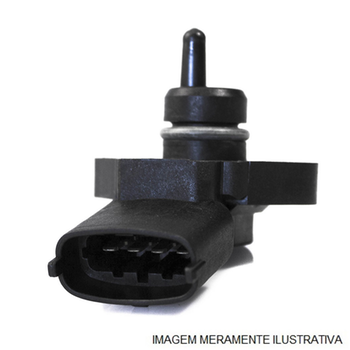 Sensor de Temperatura e Pressão de Ar - Mwm - 73191 - Unitário
