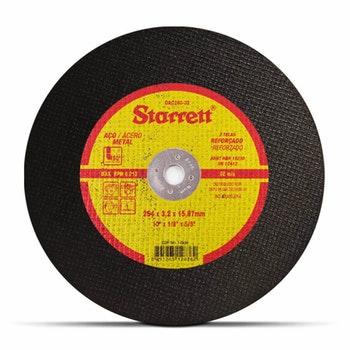 Disco de Corte - Starrett - DAC250-32 - Unitário