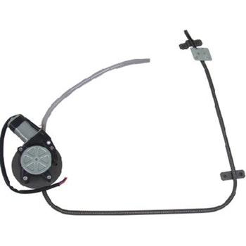 Máquina Elétrica do Vidro da Porta Dianteira - Universal - 21661 - Unitário