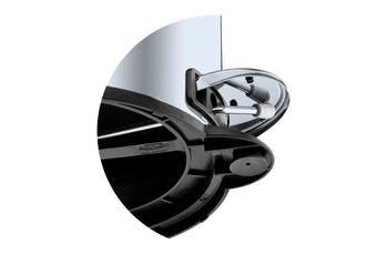 Lixeira com Pedal e Balde 5L 20 x 30cm - Brinox - 3040202 - Unitário