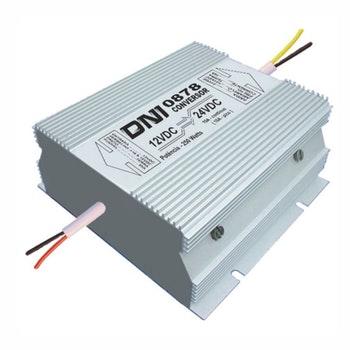 Conversor de Tensão - 12V para 24V - 250W - Uso Geral - DNI 0878 - DNI - DNI 0878 - Unitário